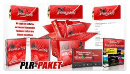 YouTube Marketing Starter Paket, 50 Digitale Produkte
