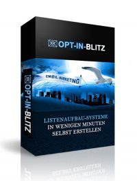 Email Marketing, Listenaufbau mit opt-in blitz