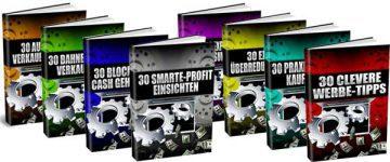 Geld verdienen im Internet, Online Business Produkte, 50 Digitale Produkte