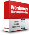 Wordpress Landingpages Wartungsmodul